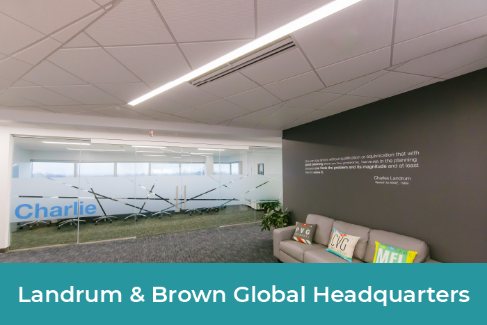 Landrum & Brown Global Headquarters