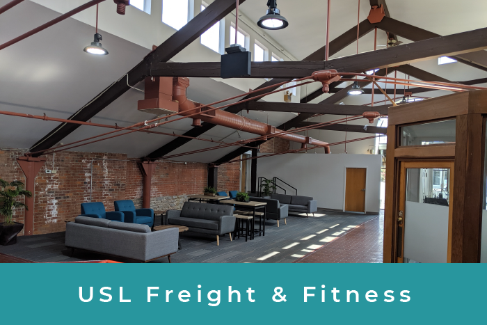 USL Freight & Fitness
